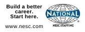 NESC STAFFING: Build a better career. Start here.